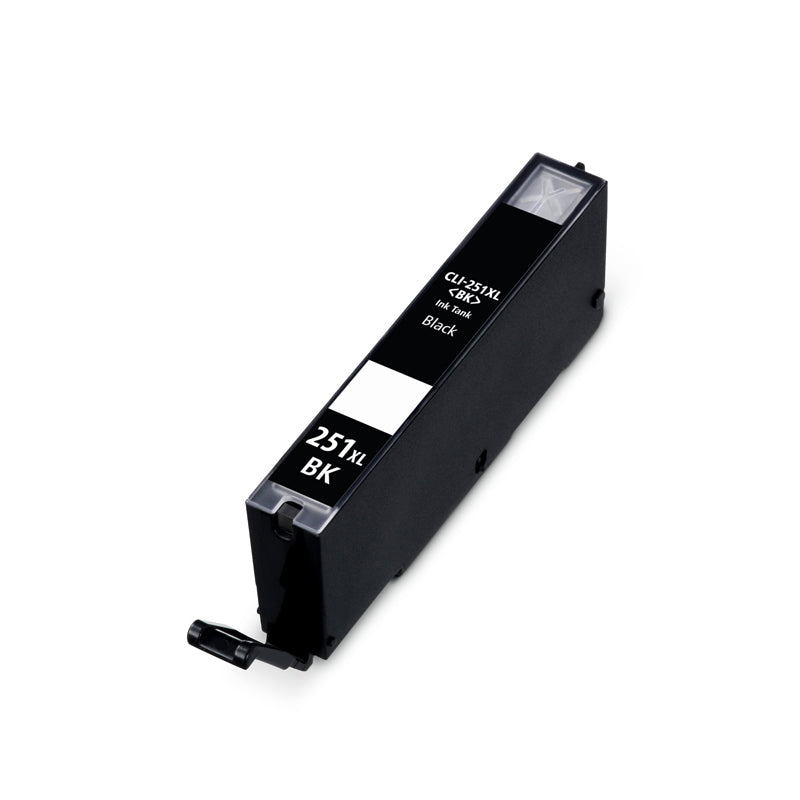 Canon CLI-251XL New Black Compatible High Capacity Inkjet Cartridge (High Capacity Version of Canon CL-251)