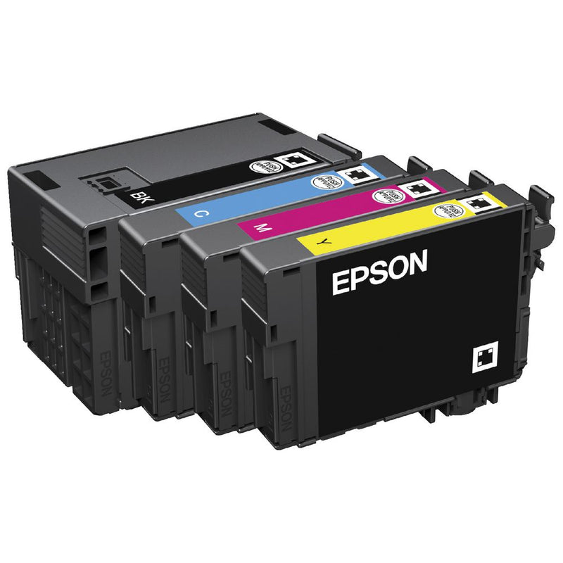 Epson T252XL Compatible Ink cartridge Combo High Yield BK/C/M/Y