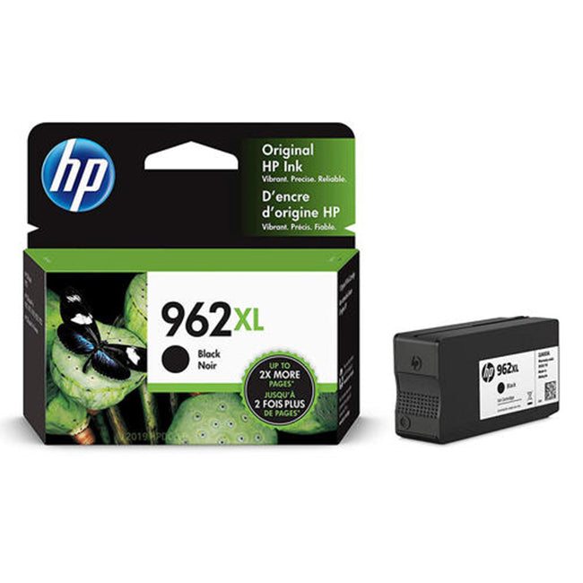 HP 962XL 3JA03AN Original Black High Yield Ink Cartridge for use in OfficeJet Pro 9010, 9015, 9016, 9018, 9020, 9025, 9028