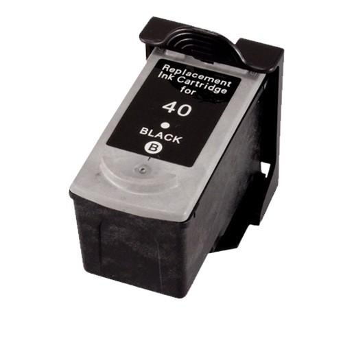 Canon PG-40 Black Remanufactured Inkjet Cartridge (0615B002AA)