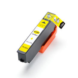 Epson 410XL (T410XL420) New Compatible Yellow Ink Cartridge (High Yield)