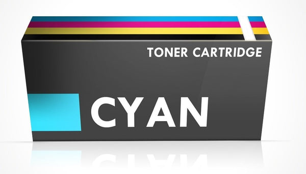 Samsung CLT-C407S New Compatible Cyan  Toner Cartridge