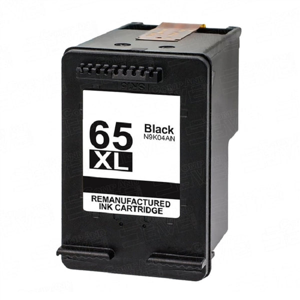 HP 65XL Black Ink Cartridge Compatible