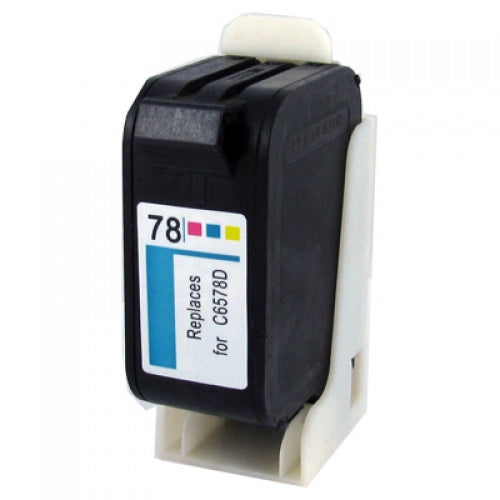 HP 78 Color Remanufactured Inkjet Cartridge (C6578D)