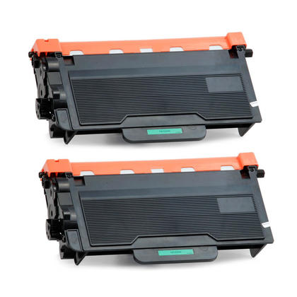Brother TN-850 BK New Compatible  Black Toner Cartridge - 2 Per Pack (High Yield Version of TN-820)