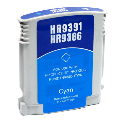 HP 88XL Cyan New Compatible Inkjet Cartridge - High Capacity (C9391AN)
