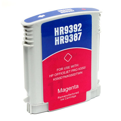HP 88XL Magenta New Compatible Inkjet Cartridge - High Capacity (C9392AN)