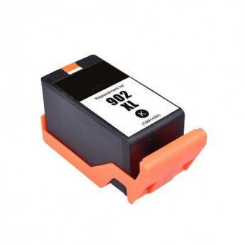 Remanufactured ( Compatible ) HP 902XL T6M14AN Black Ink Cartridge High Yield
