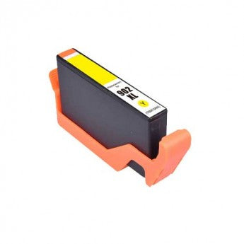 Remanufactured ( Compatible ) HP 902XL T6M10AN Yellow Ink Cartridge High Yield