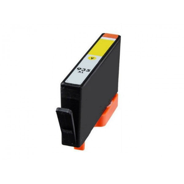 HP 935XL New Yellow Compatible Inkjet Cartridge - High Capacity (C2P26AN)