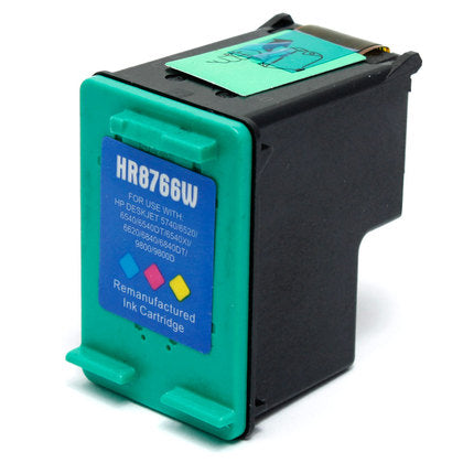 HP 95 Color Remanufactured Inkjet Cartridge (C8766WN)