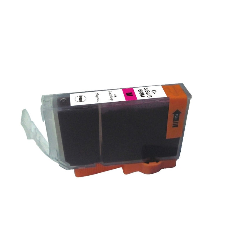 Canon BCI-3eM/6M New Magenta Compatible Inkjet Cartridge