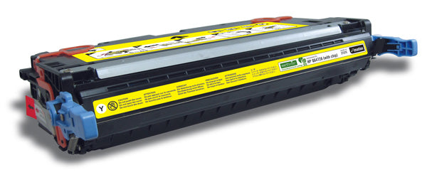 HP 502A Q6472A Remanufactured Yellow Toner Cartridge