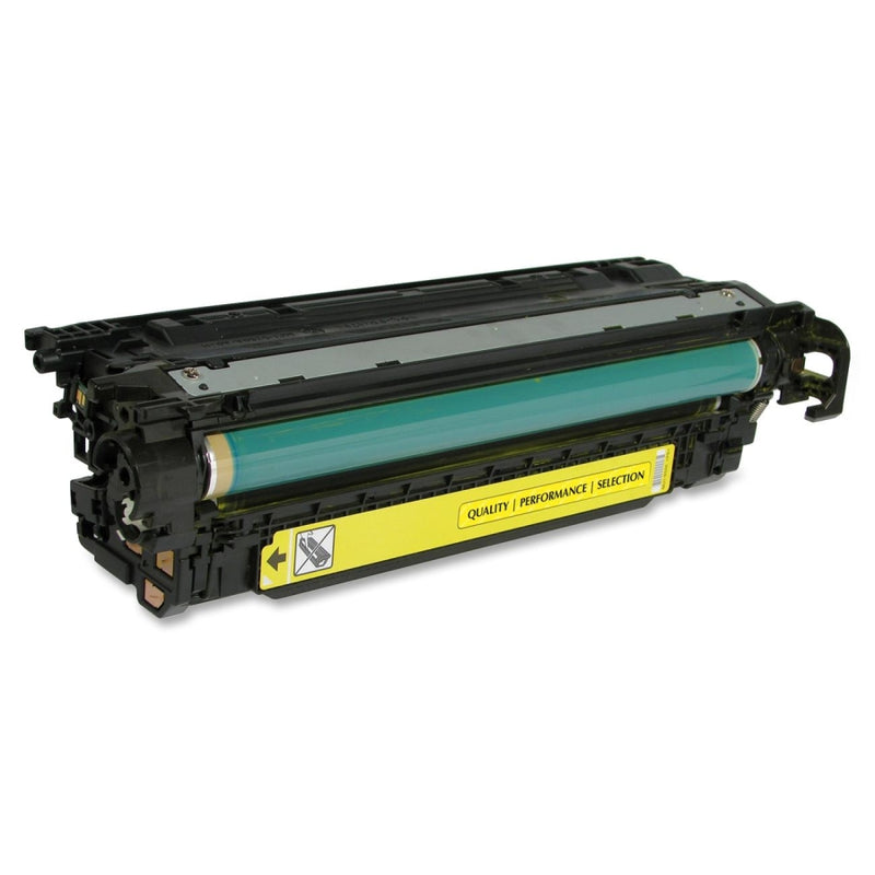 HP CE252A Compatible Yellow Toner Cartridge (HP 504A)