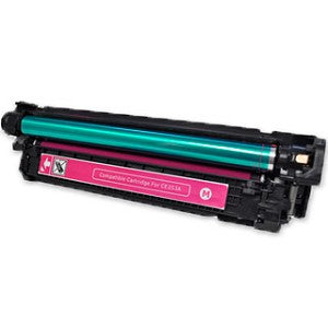 HP CE253A Compatible Magenta Toner Cartridge (HP 504A)