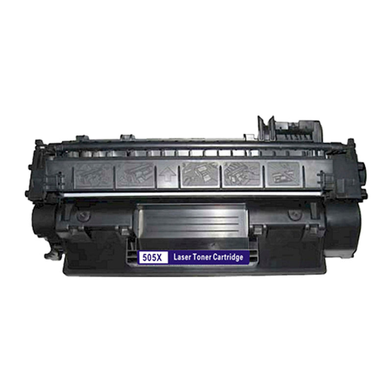 HP CE505X New Compatible Black  Toner Cartridge - High Capacity (05X)