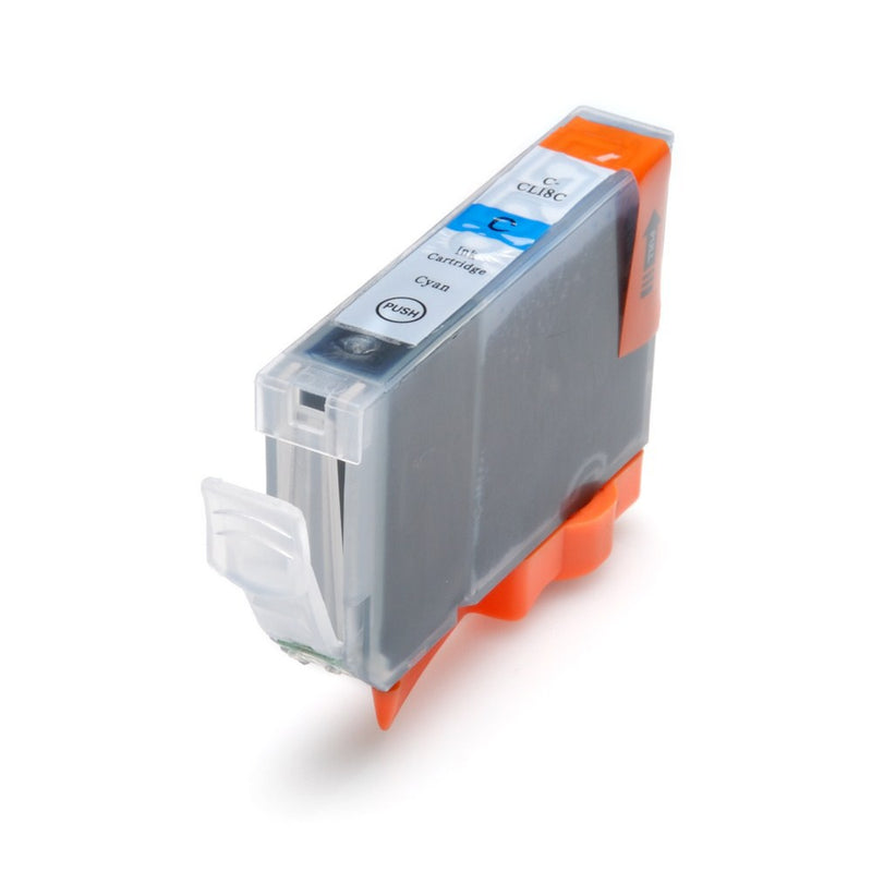 Canon CLI-8C New Cyan Compatible Inkjet Cartridge (0621B001AA)