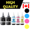 Best Ink Compatible Ink Bottle Replacements for 774 & 664 (2 Black, 1 Cyan, 1 Magenta, 1 Yellow, 4-Pack) T774 , T664 for use in Expression ET-3600, WorkForce Series ET-16500,ET-4550 (Black upto 7000 Pages & Cyan ,Megenta & Yellow upto 6500 Pages)