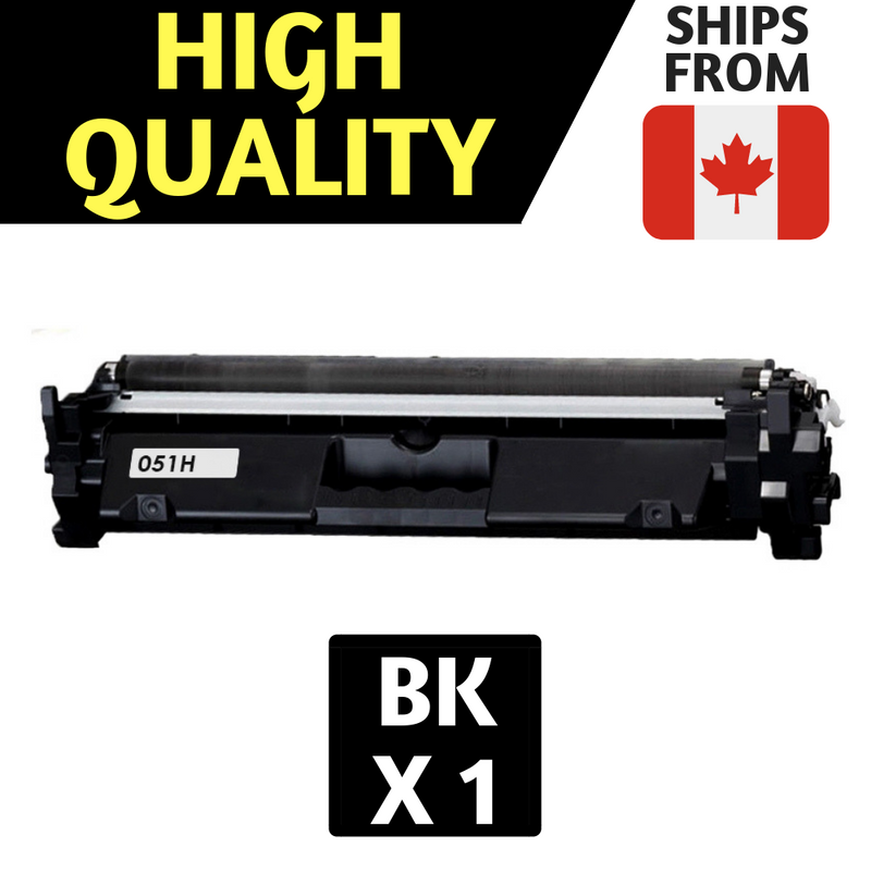 Best Toner Compatible Replacement Toner for Canon 051H (High Yield), For ImageClass LBP162dw, MF264dw, MF267dw, MF269dw