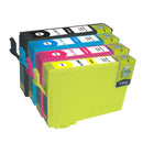 Epson T126 New Compatible Inkjet Cartridges - Combo Pack of 4 (BK,C,M,Y)