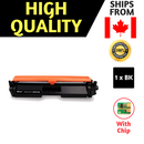 Best Compatible Black Toner for HP 17A CF217A  - With Chip