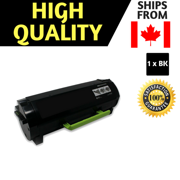 Best Remanufactured Toner for Lexmark 51B1X00 High Capacity (20000 Pages)
