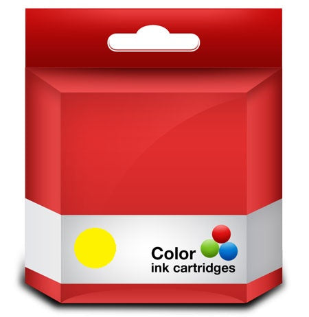 Epson T126 New Yellow Compatible Inkjet Cartridge (T126420)