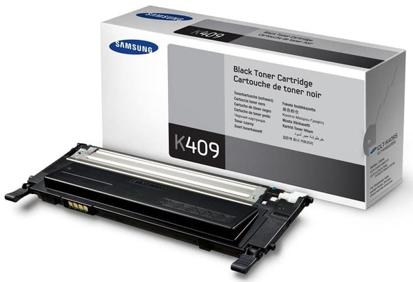 Original Samsung CLT-K409S New Black  Toner Cartridge