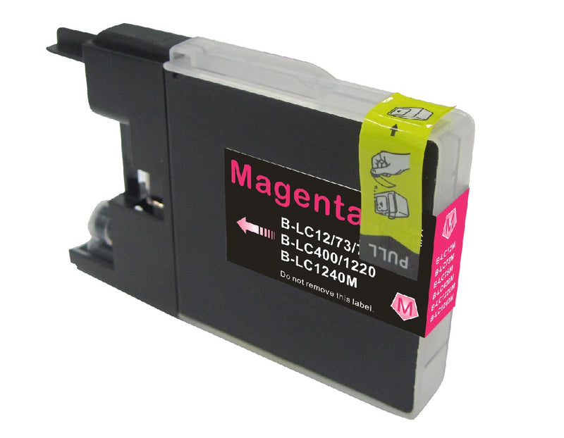 Brother LC-75M New Magenta Compatible (High yield of LC 71)