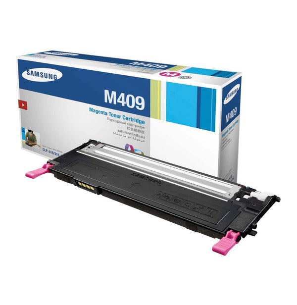 Original Samsung CLT-M409S New Magenta  Toner Cartridge