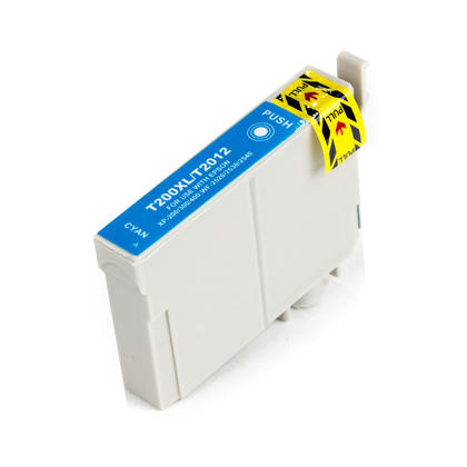 Epson T200XL New Cyan Compatible Inkjet Cartridge (High Capacity Version of Epson 200)