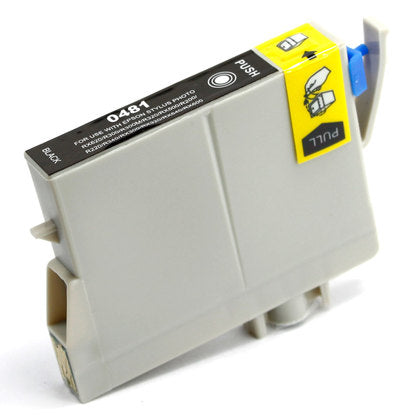 Epson T048 New Black Compatible Inkjet Cartridge (T048120)