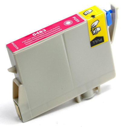 Epson T048 New Magenta Compatible Inkjet Cartridge (T048320)