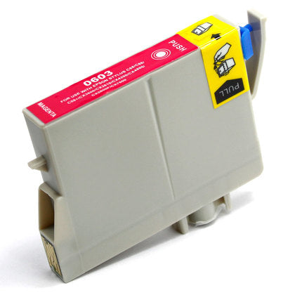 Epson T060 New Magenta Compatible Inkjet Cartridge (T060320)
