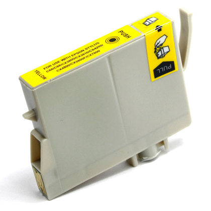 Epson T060 New Yellow Compatible Inkjet Cartridge (T060420)