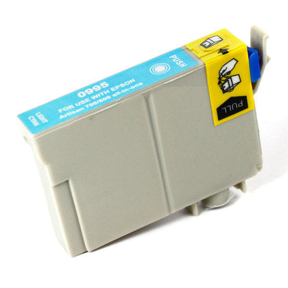 Epson T098/T099 New Light Cyan Compatible Inkjet Cartridge (T099520)