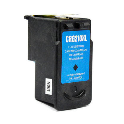 Original PG-210XL Black Remanufactured Inkjet Cartridge - High Capacity (High Capacity Version of Canon PG-210)