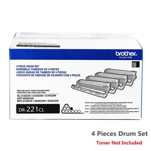 Brother DR221CL Original Drum