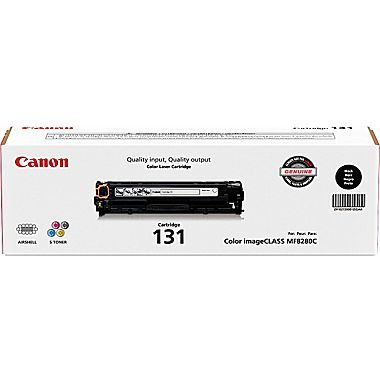 Original Canon 131 New Black  Toner Cartridge - High Capacity