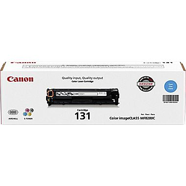 Original Canon 131 New Cyan  Toner Cartridge