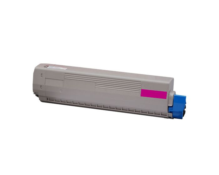 Okidata 44844510 M New Compatible Magenta Toner Cartridge