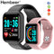 Hembeer H68 Smart Watch Men Women For Android IOS Phone Waterproof Heart Rate Tracker Blood Pressure Oxygen Sport Smartwatch