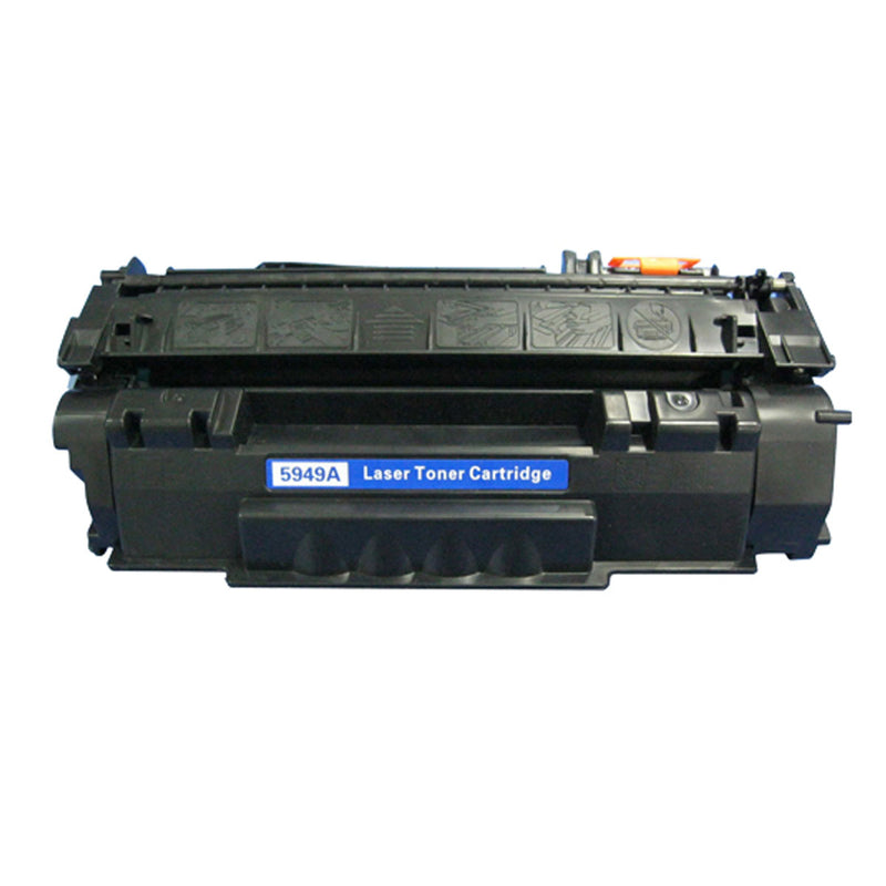 HP Q5949A New Compatible Black  Toner Cartridge - (49A)