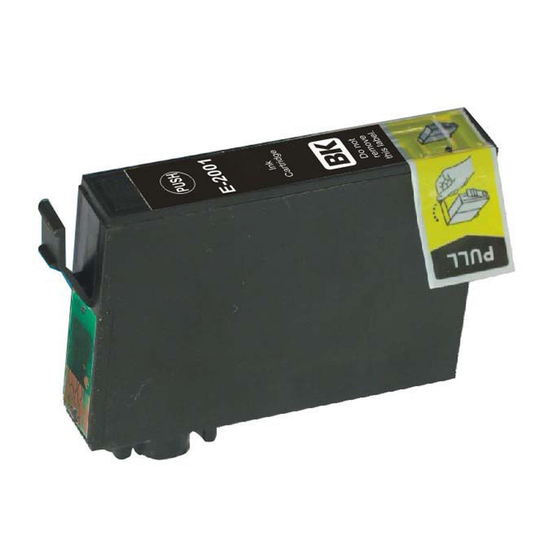Epson T200XL New Black Compatible Inkjet Cartridge (High Capacity Version of Epson 200)