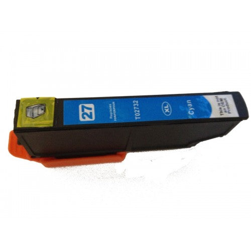 Epson 273XL New Cyan Compatible Inkjet Cartridge - High Capacity (High Capacity Version of Epson 273)