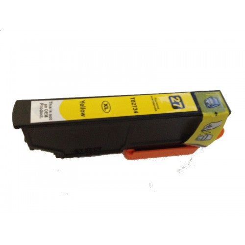Epson 273XL New Yellow Compatible Inkjet Cartridge - High Capacity (High Capacity Version of Epson 273)