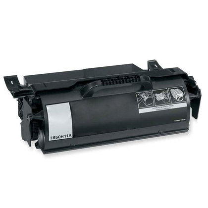 Lexmark New Compatible Toner T650H11A/T650H21A