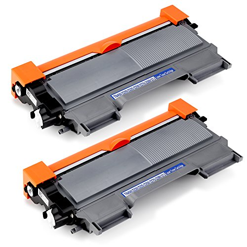 Brother TN 450 New Compatible Black  Toner Cartridge (2 Per Pack) - (High Capacity Version of TN 420)