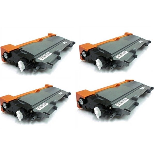 Brother TN 450 New Compatible Black  Toner Cartridge (4 Per Pack) - (High Capacity Version of TN 420)