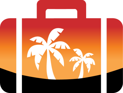 Tropical Suitcase